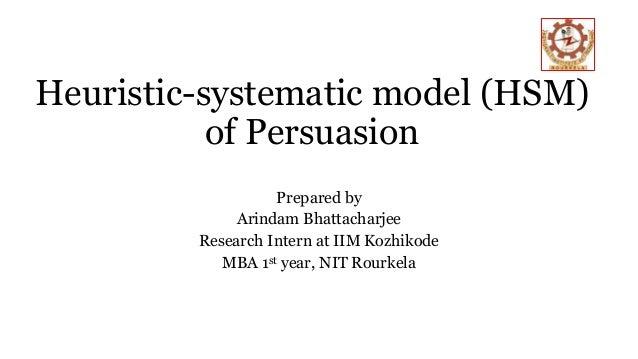 consensus heuristic