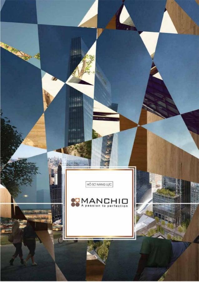 Công ty cổ phần đầu tư và phát triển đất mới - MANCHIO