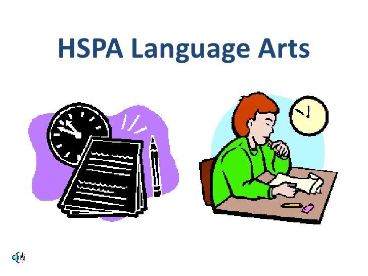 HSPA Language Arts<br />