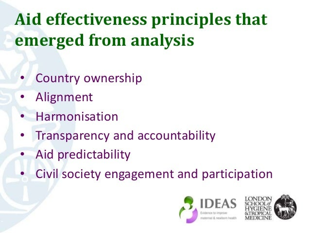 Image Result For Accountability In International Development Aid