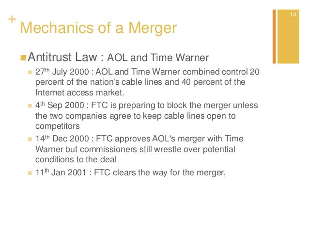 aol case study 3 3 of history's largest acquisitions  by greg mcfarlane share if you don't remember the late 1990s,  aol and time warner aol, the most publicized online service of its day, had built a then .
