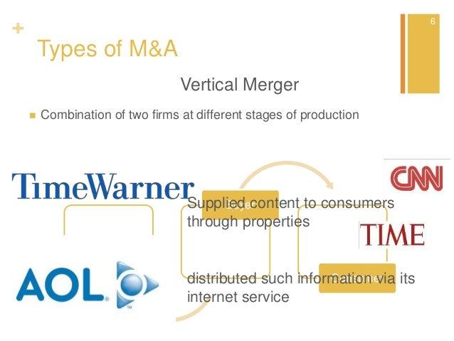 Aoltime warner merger essay