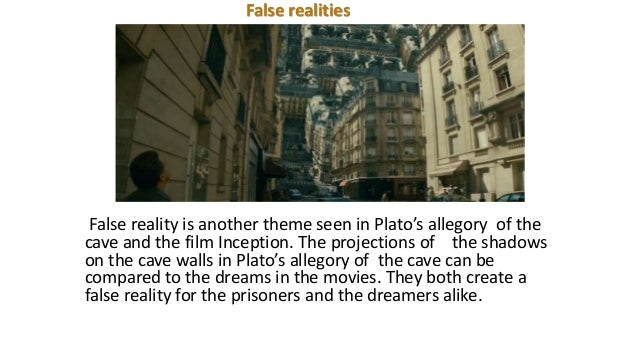 """allegory of a cave and matrix The prophet, the cave, and the matrix —if the  we turn to plato's  famous story, the allegory of the cave (henceforth referred to simply as """"the cave """"."""