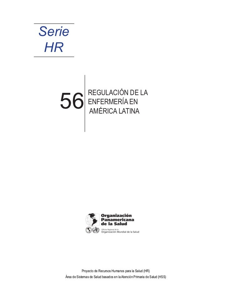 Biblioteca Sede OPS - Catalogación en la fuente     Organización Panamericana de la Salud. Área de Fortalecimiento de Sist...
