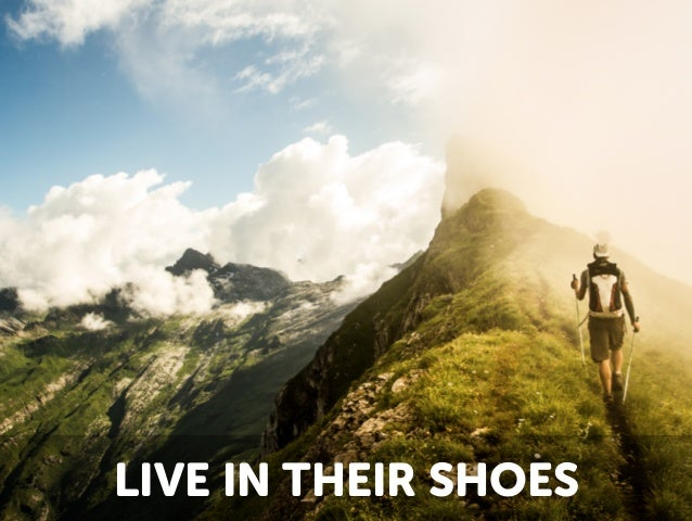 LIVE IN THEIR SHOES