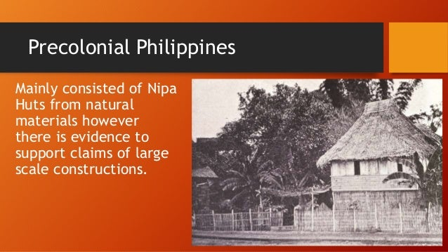 the history of philippine architecture Arkitekturang filipino: a history of architecture and urbanism in the philippines by gerard lico it gave me a much much wider perspective on the history of filipino architecture it's very comprehensive and covers the pre-spanish era all the way to the contemporary.