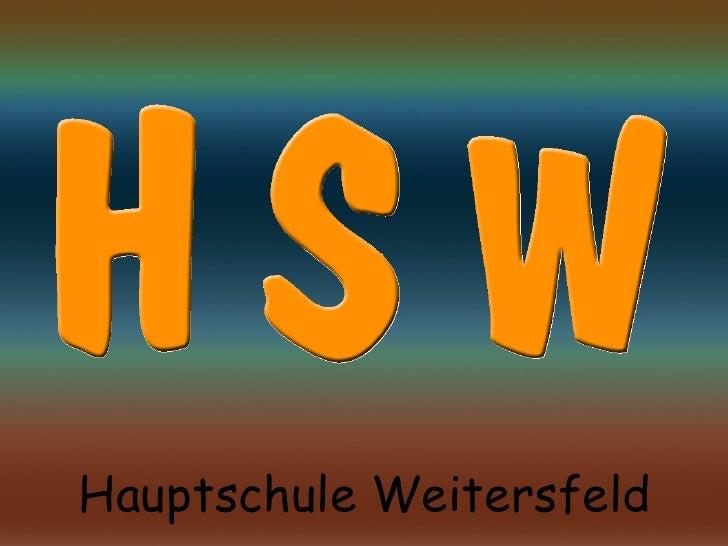 Hauptschule Weitersfeld