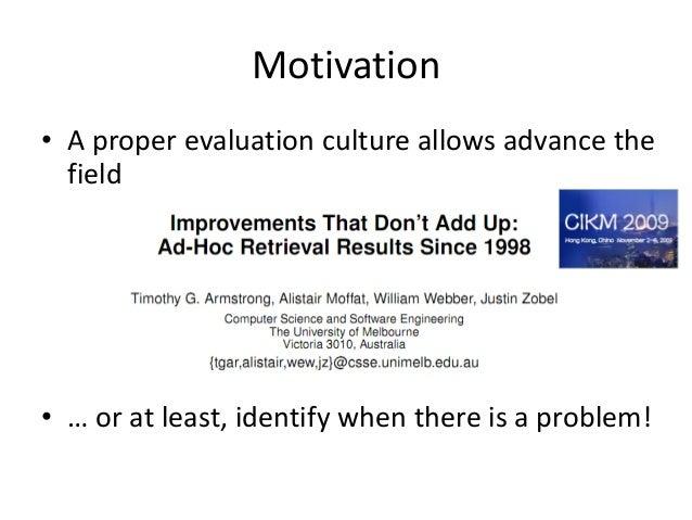 "Motivation  •In recommendation, we find inconsistent evaluation results, for the ""same""  –Dataset  –Algorithm  –Evaluation..."