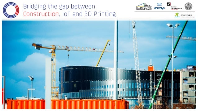  Goal: link construction and high-tech industries to enable the development of new or improved technologies in constructi...