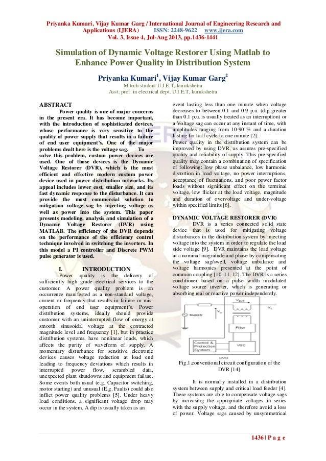 Priyanka Kumari, Vijay Kumar Garg / International Journal of Engineering Research and Applications (IJERA) ISSN: 2248-9622...