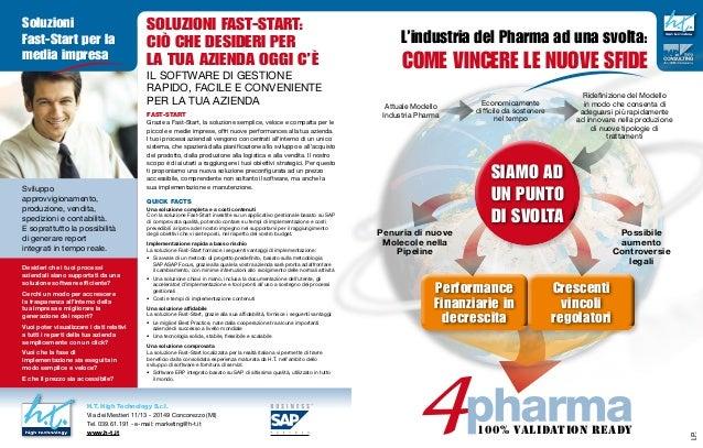 Soluzioni                                    Soluzioni Fast-Start:Fast-Start per la                            ciò che des...