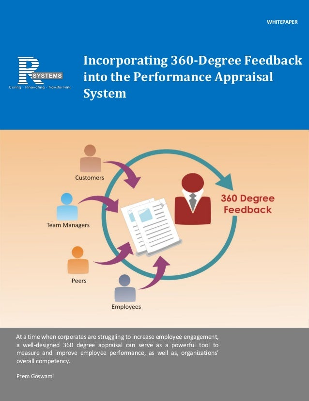 360 degree performance reviews provide greater feedback 360 reviews are not performance reviews, but a professional feedback tool our 360 guide, sample questions, and survey template will help you get started  while those reviews are vital.