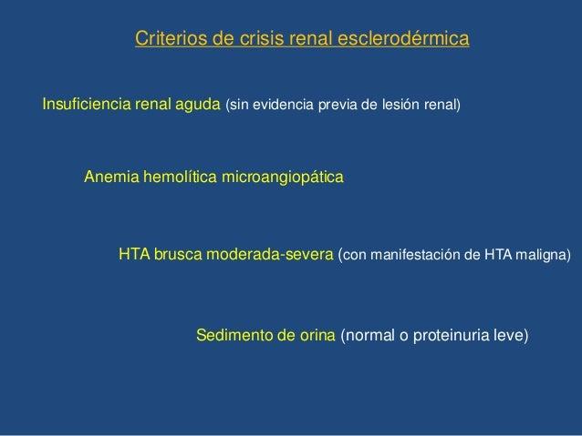 Severa lesión vascular arterial y arteriolar compatible con microangiopatía trombótica vinculable a crisis hipertensiva (h...