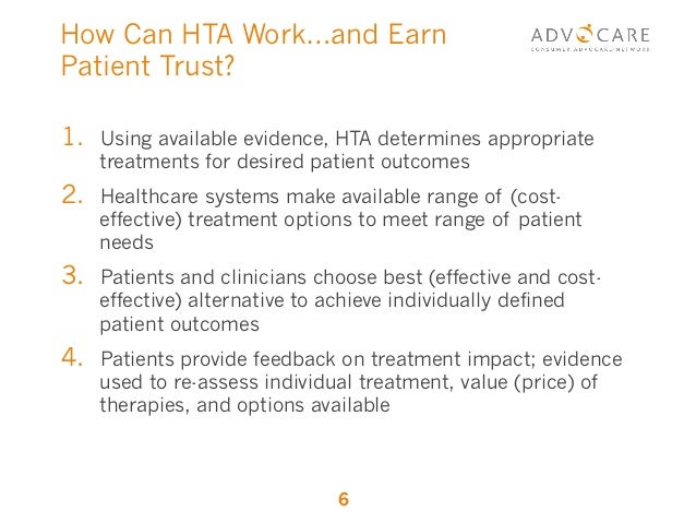 Hta barriers to ideal