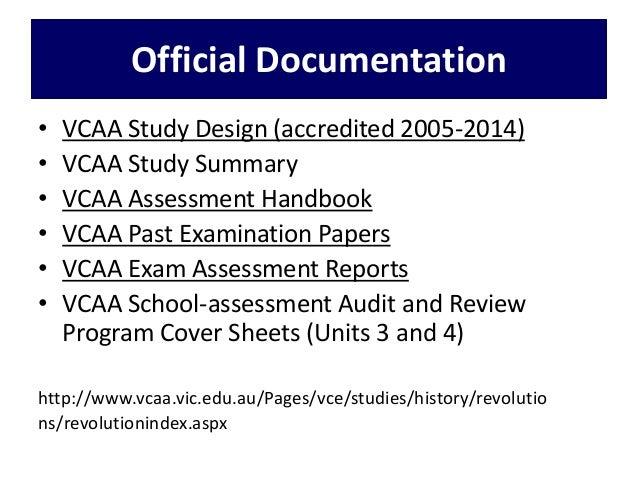 2013 - A+ VCE Study Guides Physics Notes Unit 4   Math ...