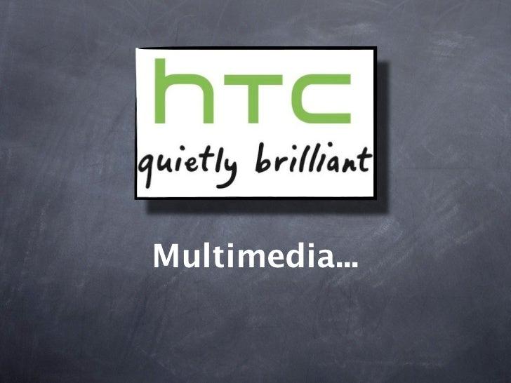 Multimedia...