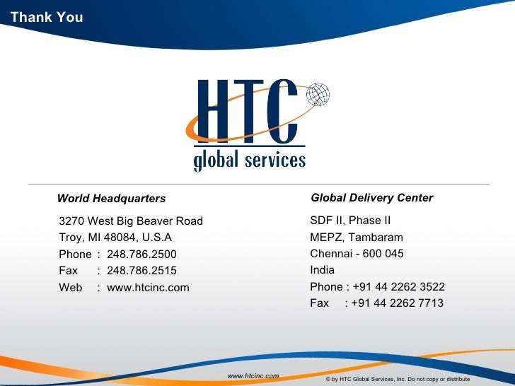 Htc Staff Augmentation Capability V0.2
