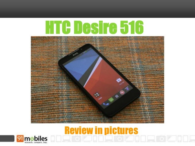 HTC Desire 516 Review in pictures