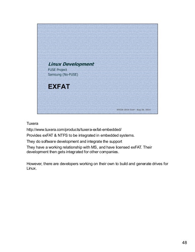 An Introduction to the Microsoft exFAT File System V1 01