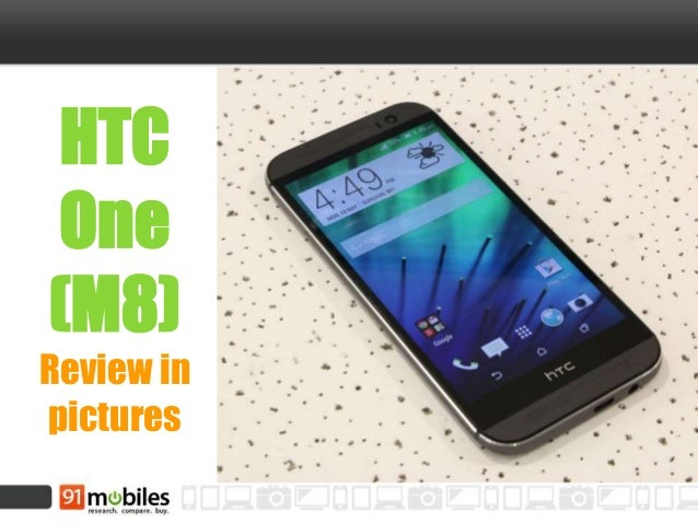 HTC One (M8) Review in pictures