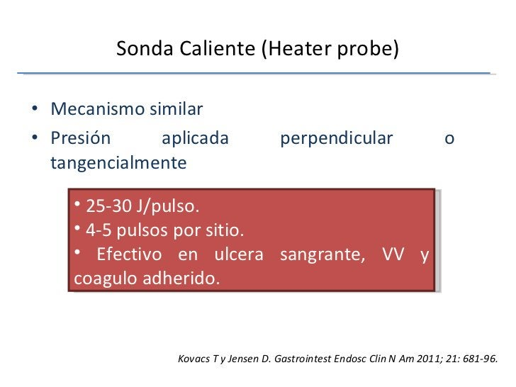 Sonda Caliente (Heater probe) <ul><li>Mecanismo similar </li></ul><ul><li>Presión aplicada perpendicular o tangencialmente...