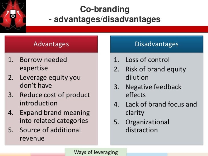 advantages and disadvantages of branding In this article, i am going to introduce what is branding why does branding and analyze both the advantage and disadvantage of branding in.