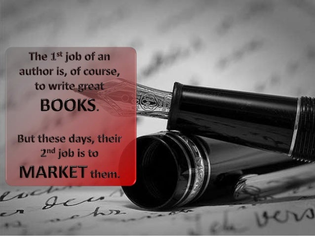 How To Market A Book By Joanna Penn (Part 1) Slide 3