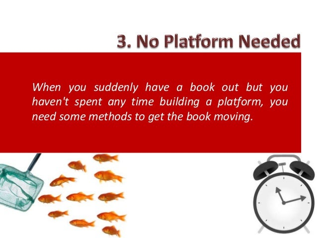 How To Market A Book By Joanna Penn (Part 3) Slide 2