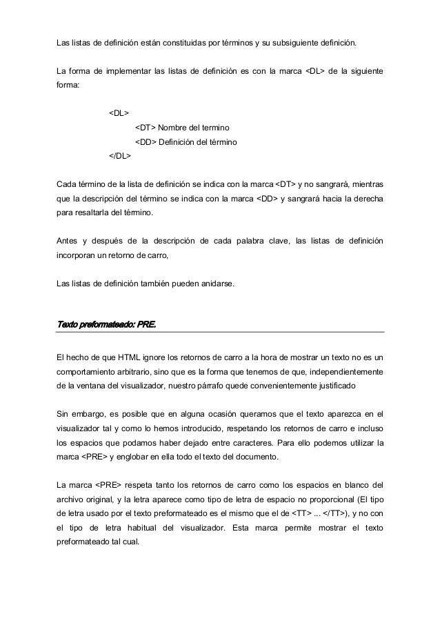 Espacio En Blanco Html Interior Del Libro Html Css Curso Prctico - Espacio-en-blanco-html