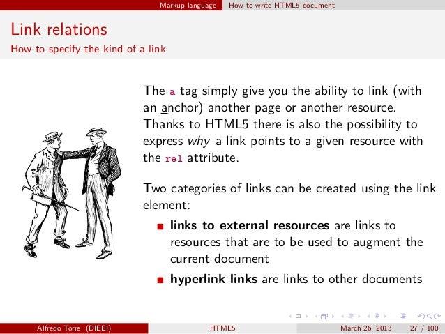How to write html