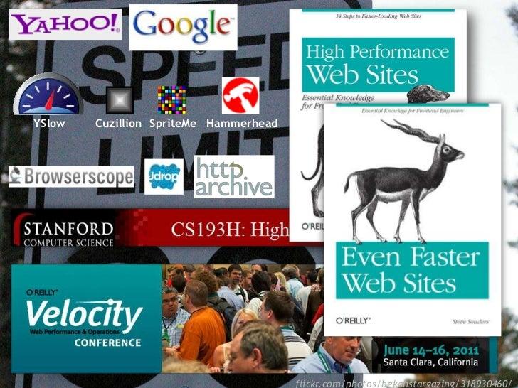 High Performance HTML5 (SF HTML5 UG) Slide 2