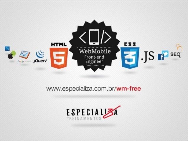 HTML5 ESSENCIAL  Fundamentos de todo serviço na Web