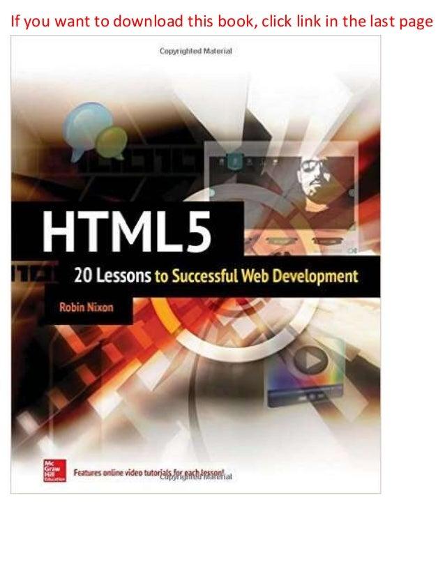 Web Page Designing Tutorial Pdf