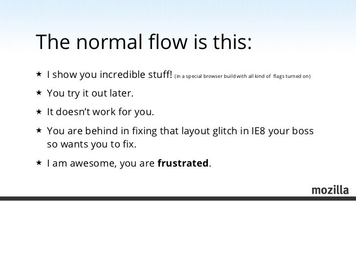 HTML5 and the future of the web (Dr. Seuss style) Slide 3