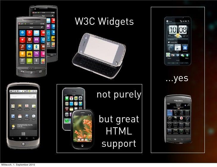 HTML5 Apps - Cross platform
