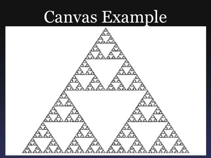 Canvas Example<br />