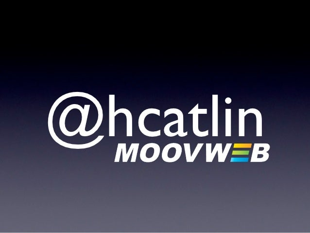 @hcatlin