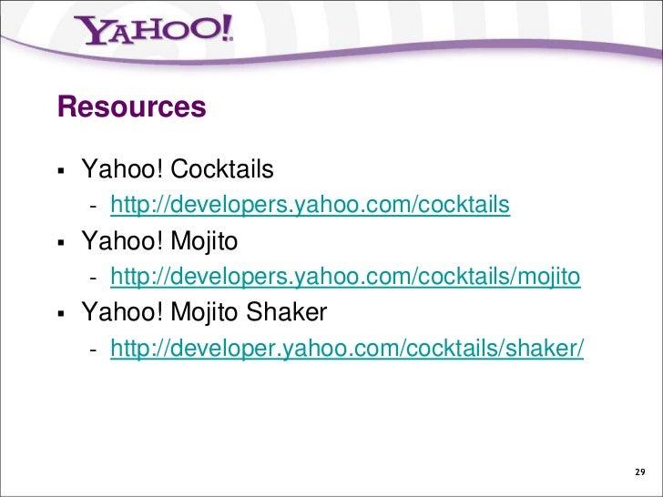 Yahoo! 釀的酒 - 淺嚐 Cocktails