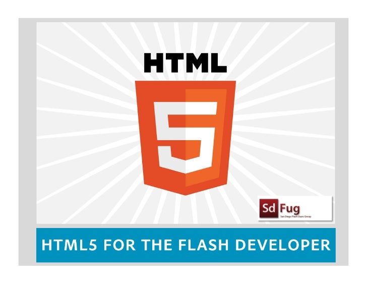 """WHAT IS HTML 5?""""HTML 5"""" IS A MISCONSEPTION... (sorta)  For most people, HTML5 is really a branding buzz-word    gone wildH..."""