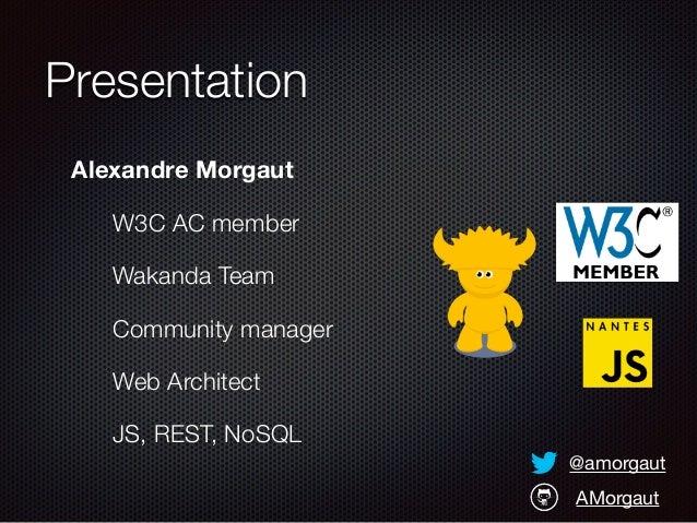 HTML5 in automotive  - web2day 2014 Slide 2