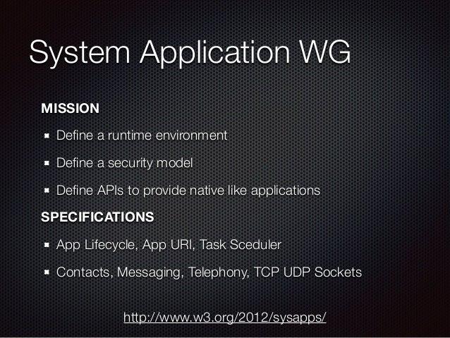 HTML5 in automotive  - web2day 2014 Slide 3