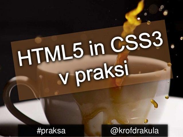 @krofdrakula#praksa