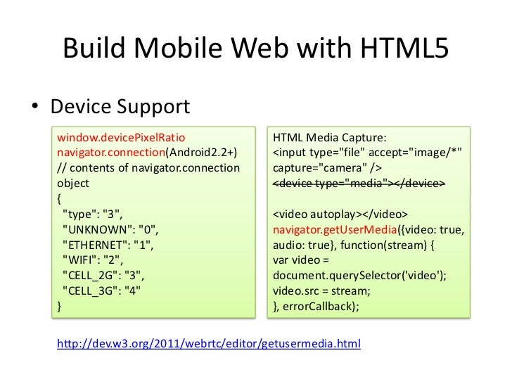 Html5 on mobile for developer for Window popstate