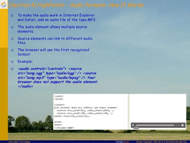 how to make a html5 file