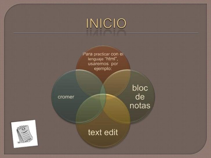 INICIO<br />