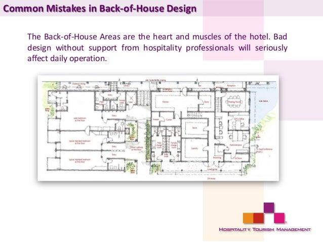 A development plan for a hotel