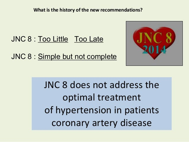 relationship between hypertension and coronary artery disease