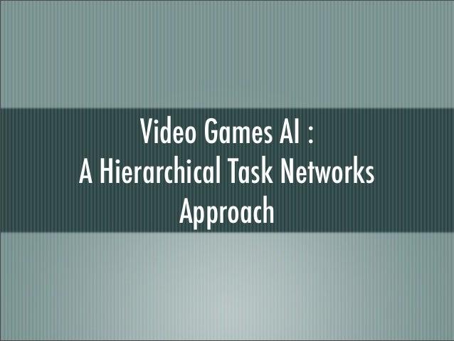 Htn in videogames Slide 17