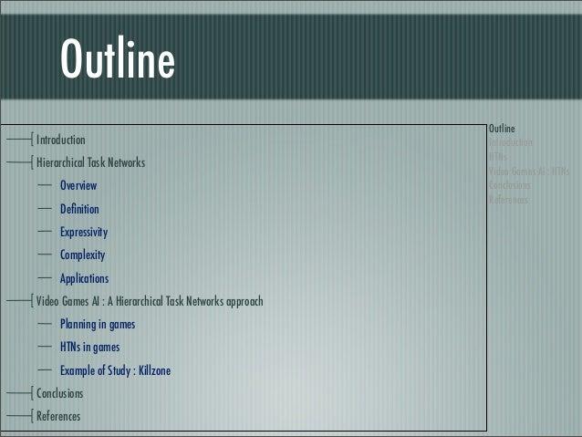 Htn in videogames Slide 3