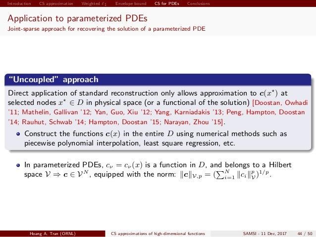 QMC Program: Trends and Advances in Monte Carlo Sampling Algorithms W…
